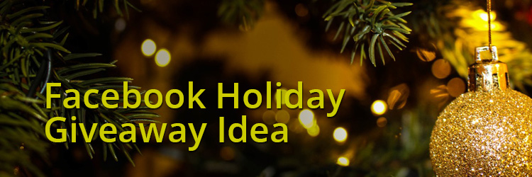 Holiday Giveaway - Engaging Social Media Contest Idea