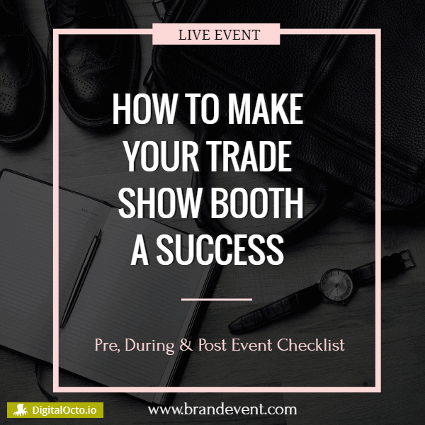 How to make a trade show booth a success