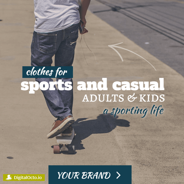 Sports and casual