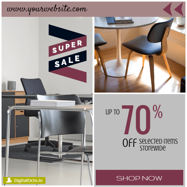 Furniture big sale