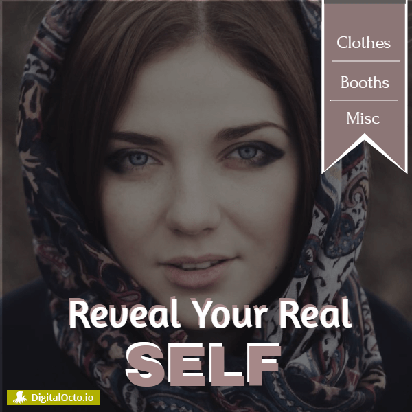 Reveal your real self