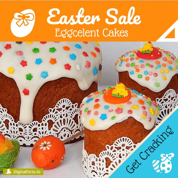 Easter Sale – eggcelent cakes