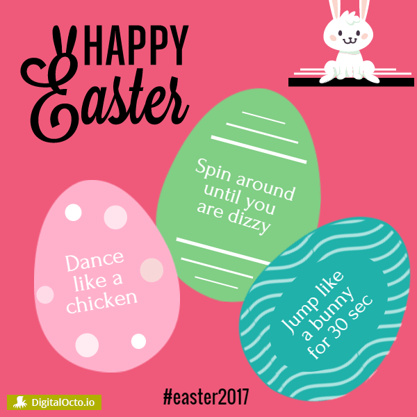 Funny activities for Easter