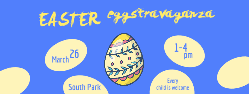 Easter eggstravaganze