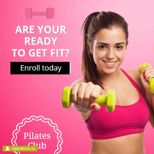 Pilates club – new class