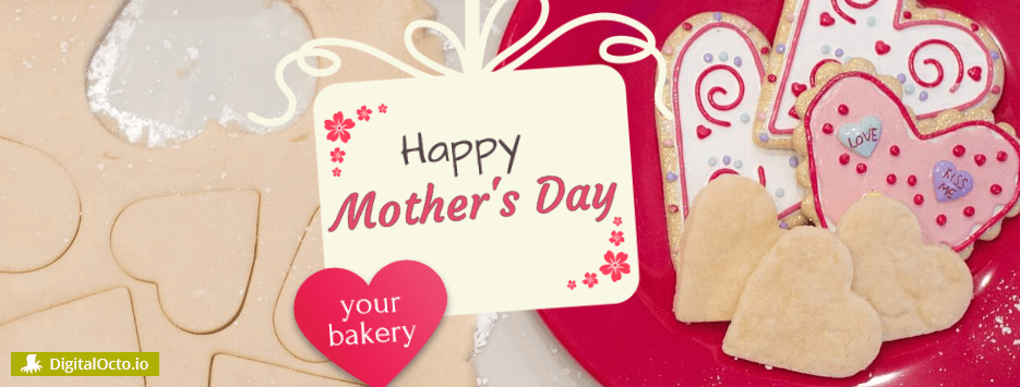 Facebook cover happy mother's day