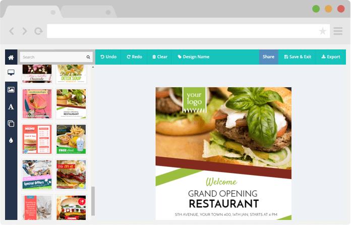 Features - Design catalog