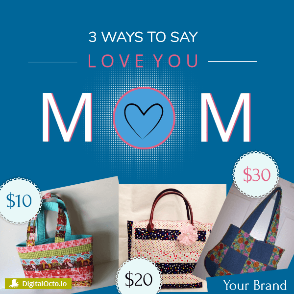 Ways to say love you mom