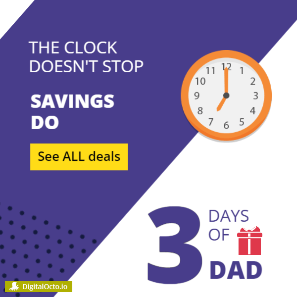 Father's day savings – all deals