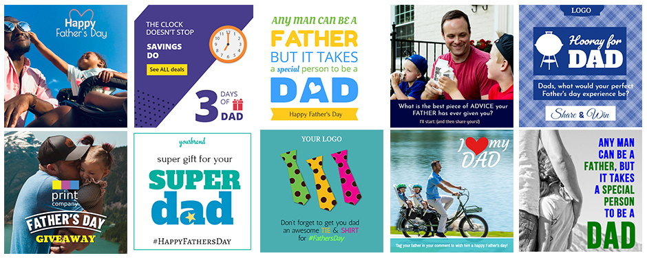 Father S Day Social Media Post Ideas Your Fans Will Love Digitalocto