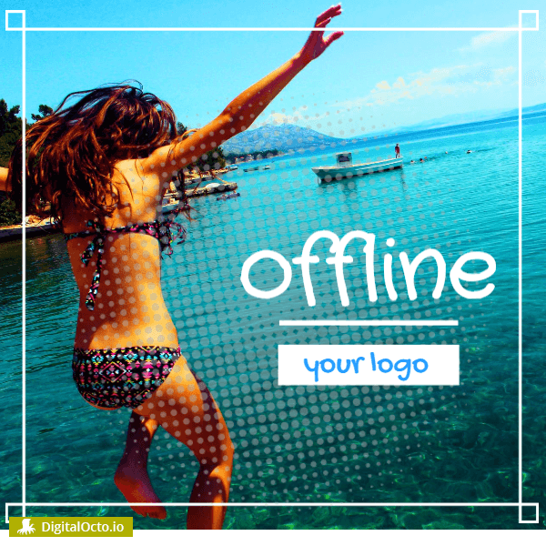 It's summer time - offline