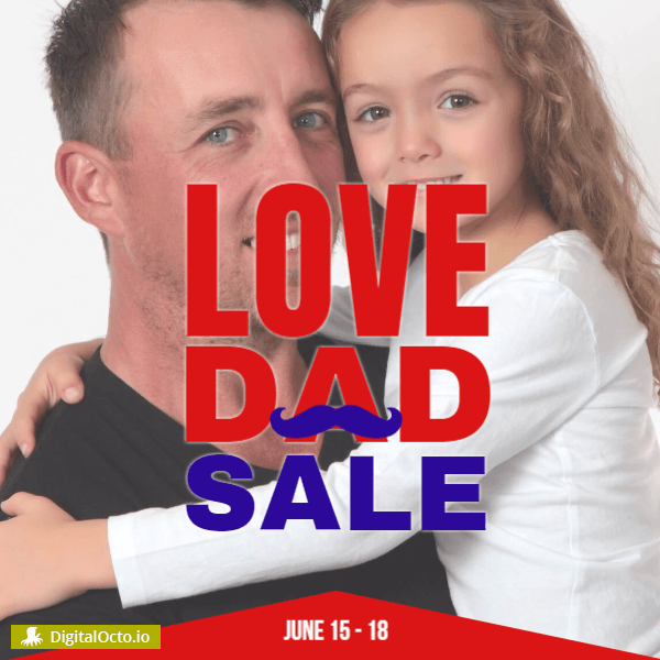 Love your dad sale