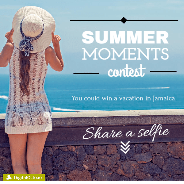 summer moments contest