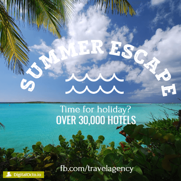 Time for holiday - choose a hotel