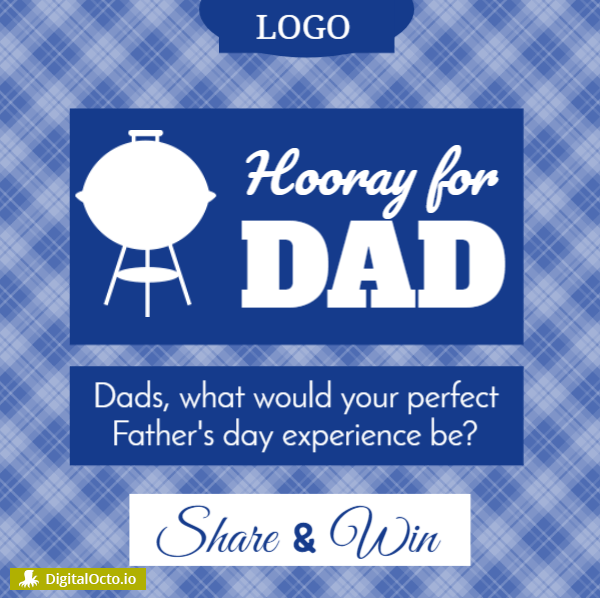 What would your perfect Father's day experience be?