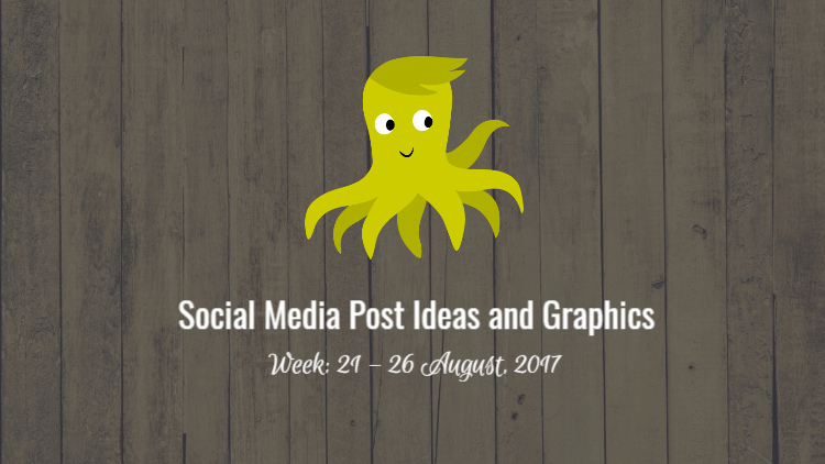 Social Media Post Ideas and Graphics