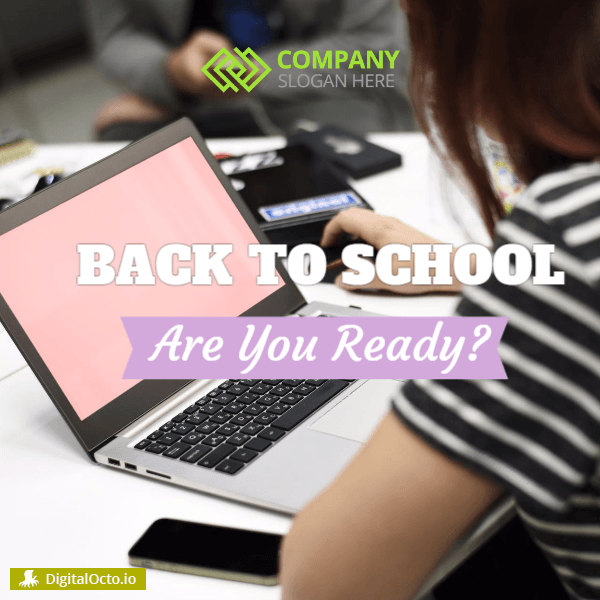 Back to school: are your ready?