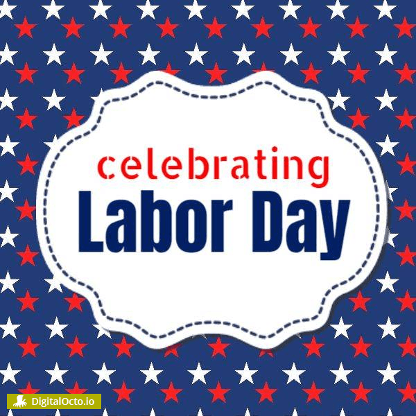 Celebrating Labor Day Graphics Designs Free Download