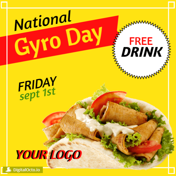 National Gyro Day