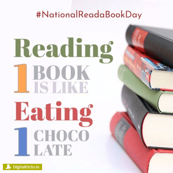 National Read a Book Day – reading