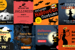 25 Spookily Effective Social Media Campaign Ideas for this Halloween  (+ ready-made graphics)