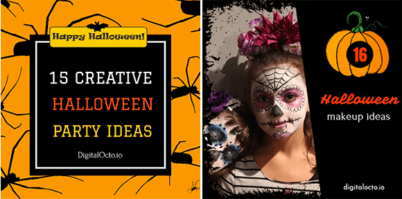Designs for Halloween tips and tricks