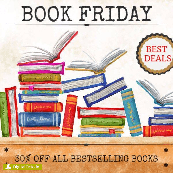 Black friday books best deals