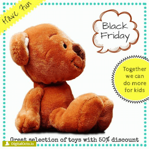 Black friday discount toys kids