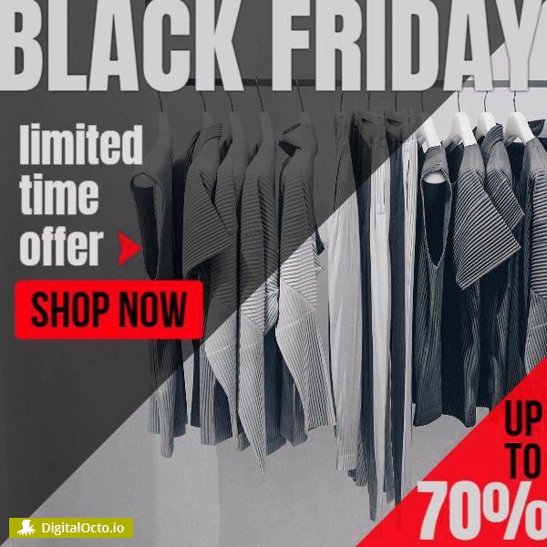 Black friday limited offer