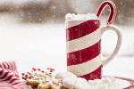 Inspiring ideas, free designs and resources to sparkle your social media for Christmas