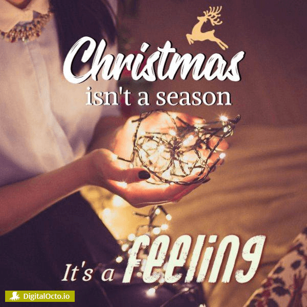 Christmas isn't a season