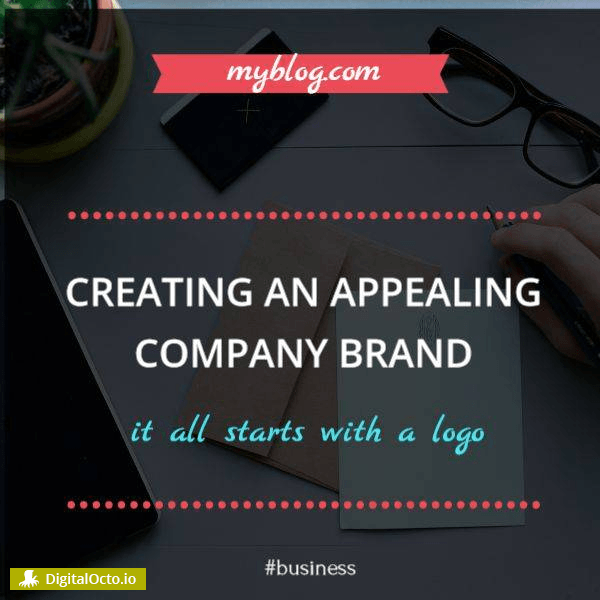 Create an appealing brand