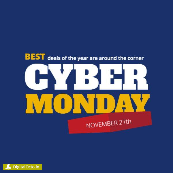 Cyber Monday Best Deals