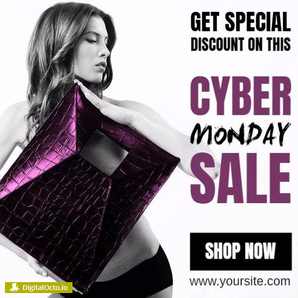 Cyber monday sale discount site bag