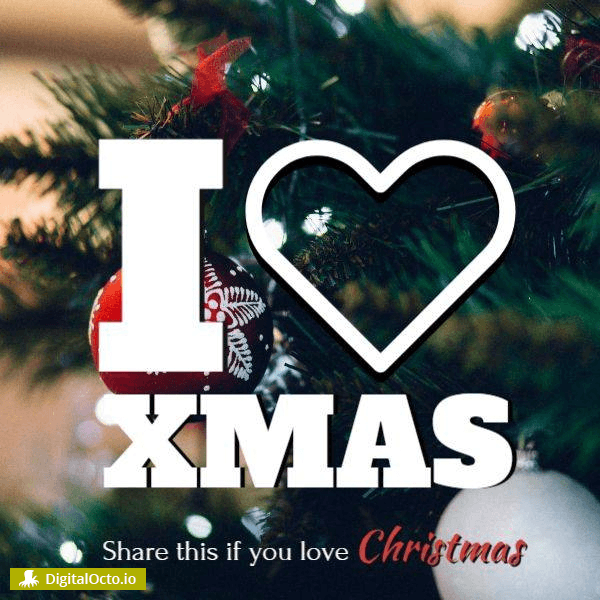 Share if you like Christmas