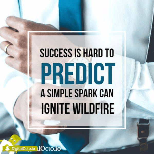 success is hard to predict