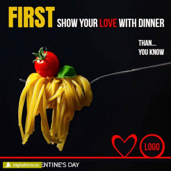 Show your love with dinner this Valentine's day