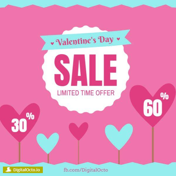 Valentines day limited time offer
