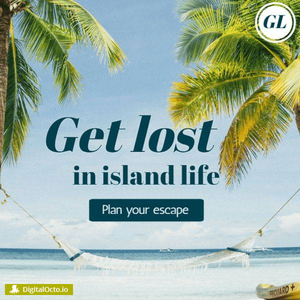 Get lost in island life