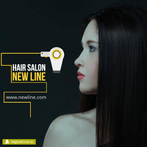 Hair Salon - new line