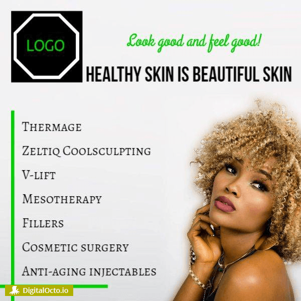 Healthy skin – spa centre