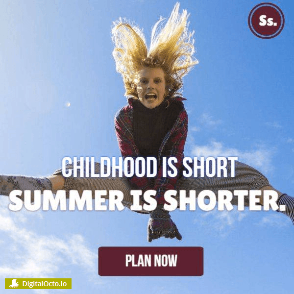 Summer is shorter