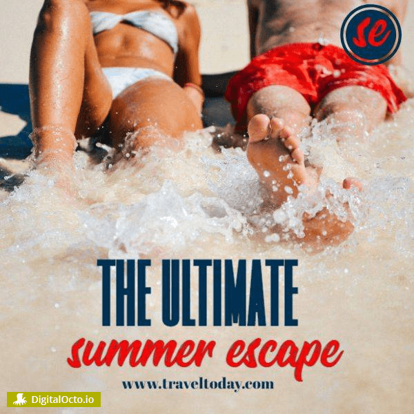 Ultimate escape for the summer