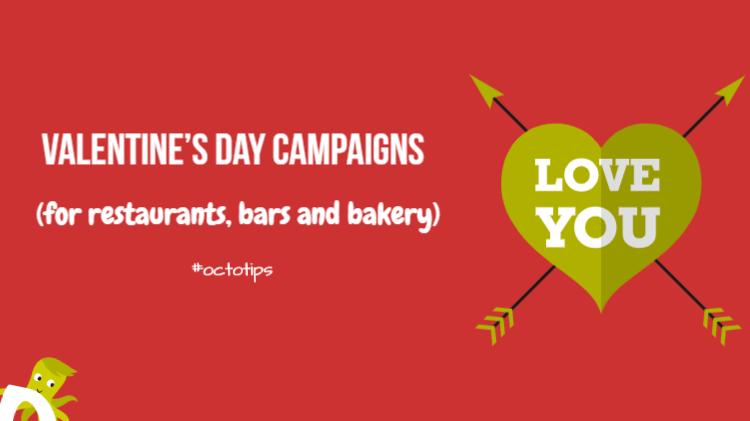 Valentine's day social media for restaurants and bars