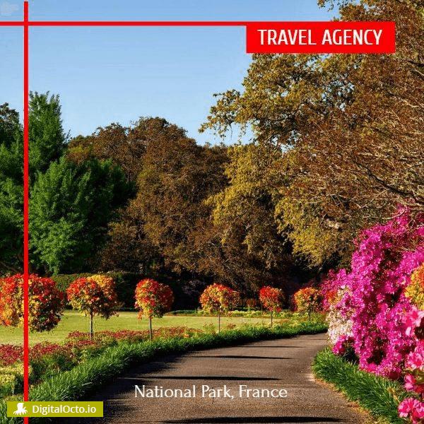 National park france