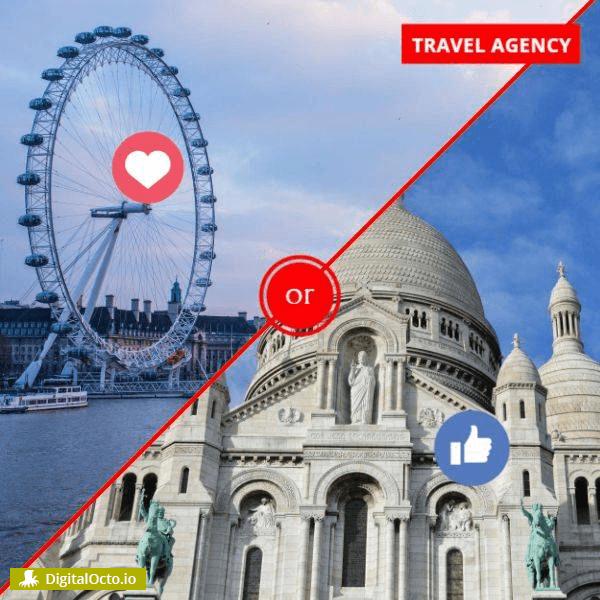 Paris london comparison