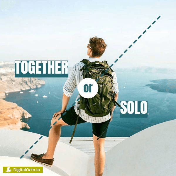 Together or solo