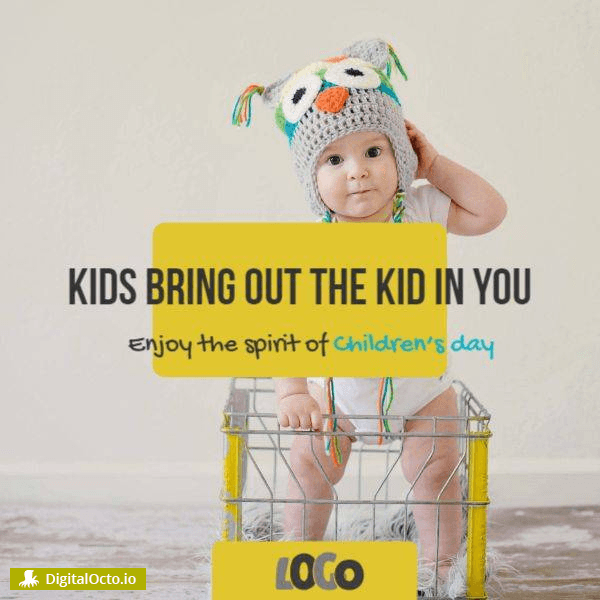 Kids bring out the kid in you