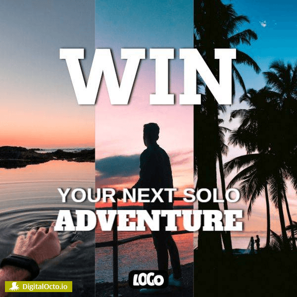 Win your next solo adventure